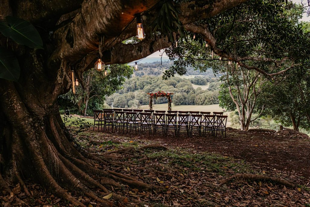 Earth House Byron Bay Wedding Venue