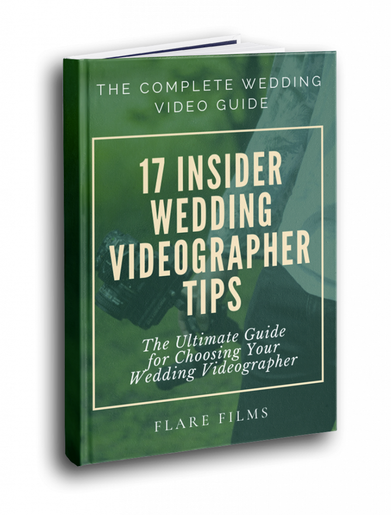 Wedding videographer ultimate guide
