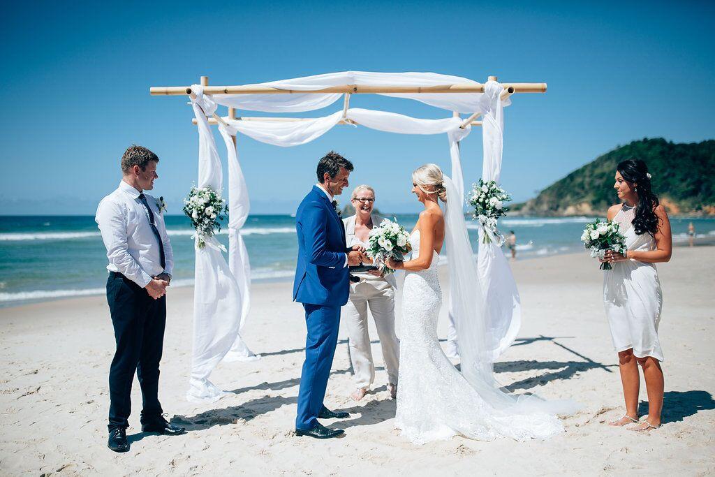 Byron Bay Broken Head Wedding