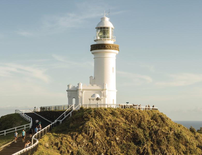 Cape Byron Lighthouse Byron Bay Wedding Location Idea