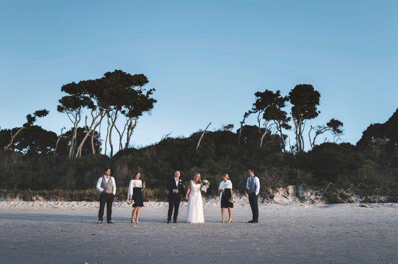 Clarkes Beach Wedding Video Location