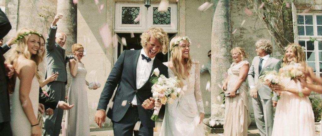 wedding videographer styles
